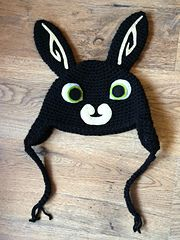 Ravelry: Bing Bunny Hat pattern by Catherine Waterfield