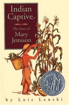 Today's post is a review for Indian Captive. Such a good book!