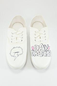 Zapatilla Custom Day Dreamer.  http://www.fashion-pills.com/zapatilla-custom-day-dreamer-7.html#