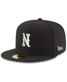 New Era Nevada Wolf Pack Shadow 59FIFTY Fitted Cap - Black/Navy 7 5/8