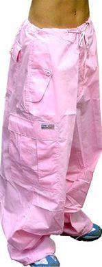 Basic UFO Pants (Pastel Pink)