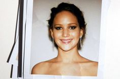 We were all gushing over Jennifer Lawrences gown! Whose did you like? 35 Candid Polaroids From the Golden Globes -- Vulture