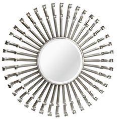 """Flemish Scroll Mirror, 37.75""""Dia (reg 149.00, sale 119.99)"""