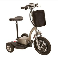 ZOOME 3 Electric Scooter - Drive Medical - CW-ZOOME3 - Scooters Chemical Engineering, Electrical Engineering, Solar Energy, Renewable Energy, Solar Power, Cargo Container, Flat Tire, Business Education, Camping Supplies