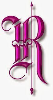 r alphabet - Page 1158 Graffiti Alphabet Fonts, Calligraphy Fonts Alphabet, Alphabet Letters Design, Tattoo Lettering Fonts, Fancy Letters, Monogram Alphabet, Lettering Styles, Graffiti Lettering, Lettering Design