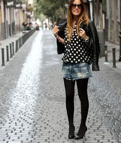 22 High Fashion – Street Style