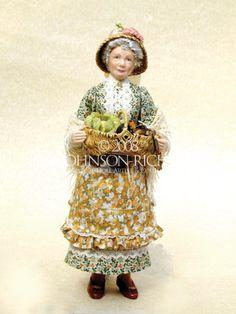 Lisa Johnson-Richards, Miniature Doll Artist & Couturiere www.lisajohnsonrichards.com/blog