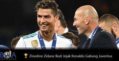 Mantan pelatih Real Madrid, Zinedine Zidane dikabarkan akan kembali reuni dengan Cristiano Ronaldo di Juventus.