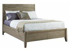 Casana Bedroom Casablanca King Panel Bed