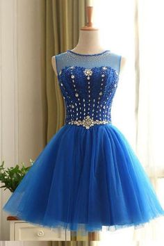 Homecoming Dresses 2018 Lace Homecoming Dresses Cheap Prom Dresses Prom Dresses Short Prom Dresses Blue Homecoming Dresses For Cheap Blue Party Dress, Prom Party Dresses, Party Gowns, Wedding Dresses, Bridesmaid Gowns, Pageant Dresses, Occasion Dresses, Lace Wedding, Dresses Elegant