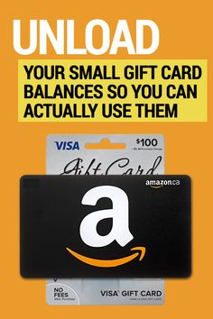 This may be painfully obvious after the fact, but I had a hard time myself finding any information on this subject when searching online! How do you get rid of those small and pesky gift card balances when trying to spend at online retailers? Amazon Hacks, Gift Card Balance, Hard Earned, Ways To Save, How To Get Rid, Small Gifts, Canada, Money, Learning