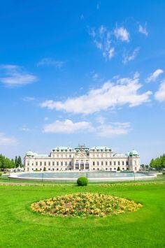 Belvedere Palace - Vienna - Austria