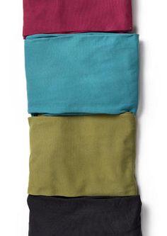 dunkelhibiskus, veronagrün, kaktus, schwarz, Einfarbige Strumpfhose aus Polyamid 60805-99_60805-36.jpg