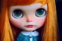 Custom Blythe Doll Thomasina by chercheto on Etsy