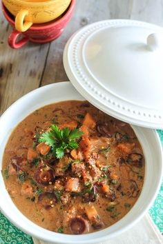 Apple Squash Pork Stew | by Sonia! The Healthy Foodie