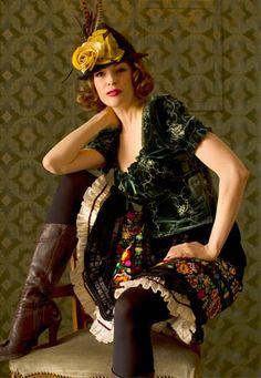 Lollipop & Alpenrock | Lola Paltinger Dirndl Fashion