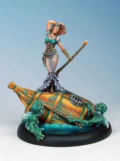 Destroyer Minis – A Blog by Marike Reimer