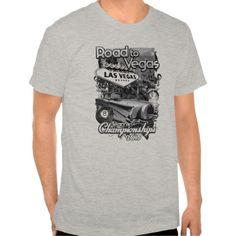Road to Vegas 2015 T Shirt, Hoodie Sweatshirt