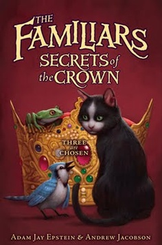If your looking for something after Harry Potter, this is it. Action, magic, adventure, and a funny cat. Great for boys and reluctant middle grade (8-12) readers.