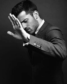 Men style | Studio portrait, men's suit