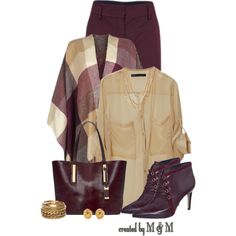 ~FALL WORK WEAR 2014~, created by marion-fashionista-diva-miller on Polyvore