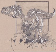 #dinovember #allosaurus #art #drawing #pencildrawing #pencilshading #dinosaur #dinosaurart #jurassicworld #jurassicpark #sketch