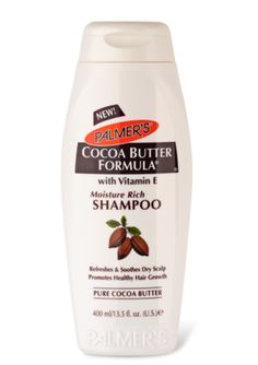 We Want: Palmer's Cocoa Butter Formula Shampoo - #shampoo #cocoabutter #palmerscocoabutter #newshampoo #beautyreview #thebtqboutique - bellashoot.com