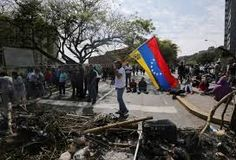 Manifestantes bloquean las vías en Venezuela | NOTICIAS AL TIEMPO