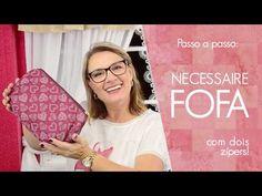 Tutorial NECESSAIRE FOFA com MOLDE! | Dica de Sexta (Tutorial Patchwork) - YouTube