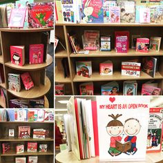We have lots of Valentines Day books for kids! Stop by! ❤❤❤