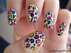 My bro said I should get my nails done like this