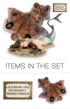 """""""combination"""" by didesi ❤ liked on Polyvore featuring art"""