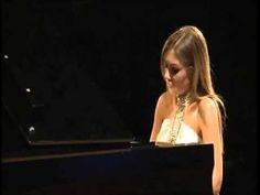 Vanessa Benelli Mosell in Etude Op  2 No  1 di Alexander Scriabin