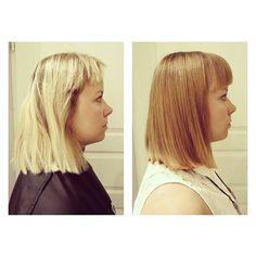 Hair by Susanna Poméll / www.healthyhair.fi