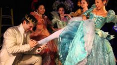 Act II in Two Minutes | Rodgers + Hammerstein's CINDERELLA on Broadway