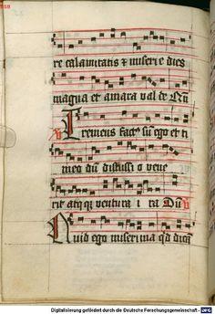 Rituale für Dominikanerinnen Nürnberg oder Altenhohenau, 2. Hälfte 15. Jh. Cgm 5243  Folio 25v