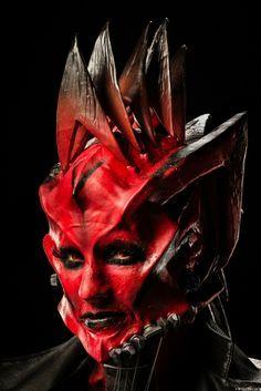 Dark demonic alien Face Off Season 6 Episode 4