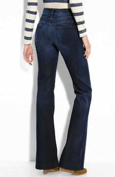 i'm loving these trouser jeans!