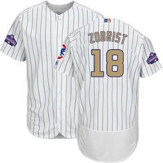 7d2214437 40 Best Chicago Cubs 2017 Majestic Gold Collection jerseys images ...