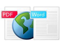 High-quality, free PDF to Word conversion | Translator's Shack