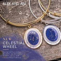 9153a37cc86 The New Celestial Wheel by Alex and Ani Alex And Ani
