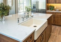 Cambria Torquay For Decorating Your Home E White Countertop With Single Sink