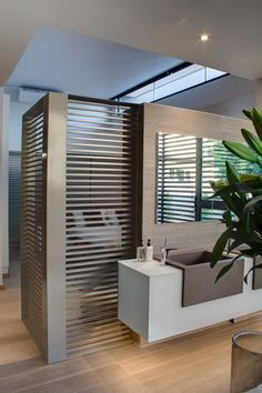 House Sar | Bathroom | M Square Lifestyle Design #Design #Interior #Contemporary…