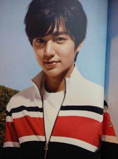 cool LeeMinHo Fila Fall/Winter Collection ╮(╯_╰)╭