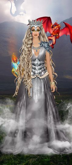 Glamour, Witch, Game Of Thrones Characters, Princess Zelda, Magic, Fantasy, Collection, Queens, Walls