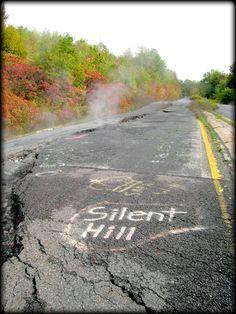 Silent hill centralia pa