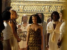 Rome Costume, Cleopatra Costume, Costumes, Ancient Rome, Ancient Greece, Rome Hbo, Rome Tv Series, Egyptian Fashion, Egyptian Art
