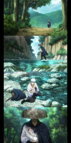 Parenting Gintoki Manga Art, Anime Manga, Anime Art, Handsome Anime Guys, Hot Anime Guys, Gintama Funny, Silver Samurai, Comedy Anime, Funny
