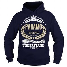 I Love Its a PARAMO Thing T-Shirts
