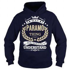 I Love Its a PARAMO Thing T-Shirts